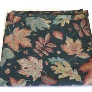"""Other - Fall Tablecloth Maple Leaf 52"""" x 49"""""""